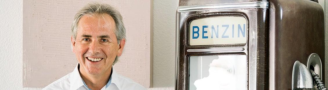 Urs R. Bärtschi: Seminarleiter, Buchautor und langjähriger Coach